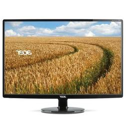 "Acer S271HL DBID 27"" IPS LED Full HD Monitor Thin Design- Bl"