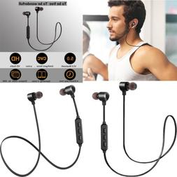 sports gaming earphone wireless bluetooth headset silica