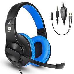 Greatever Stereo Gaming Headset for PS4 Xbox One, Profession