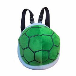 super mario turtle shell plush bagpack koopa