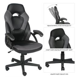 Swivel Computer Gaming Racing Chair High Back Office Recline