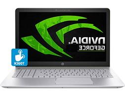 HP Touch 15-CK013 Gaming Laptop 8th Gen. Intel Quad Core i7