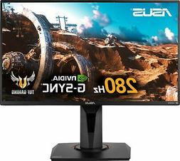 ASUS - TUF Gaming VG259QMY 280Hz 24.5Fast IPS LCD FHD 1ms G-