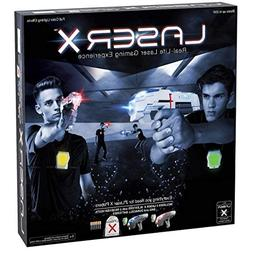 Laser X | 2-Player Laser Tag | Real-Life Laser Gaming Experi