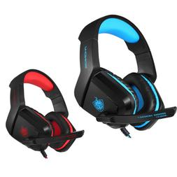 US Gaming Headset Mic Headphones Stereo Surround for Nintend