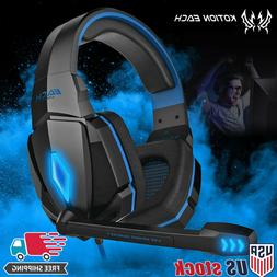 US OVLENG Q2 USB Surround Stereo Pro Gaming Headset Headband