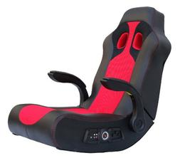 Vibe Sound Gamer Chair With Arms Video Game Chairs Bluetooth