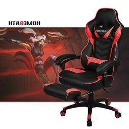 Video PC Racing Gaming Chair Executive Ergonomic Style PU Le