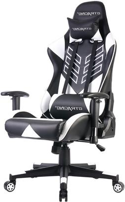 GTRACING Gaming Chair Ergonomic Racing Chair E-Sports with P