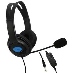 Wired Stereo Bass Surround Gaming Headset for PS4 New Xbox O