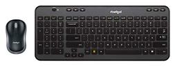 Logitech Wireless Combo MK360 - USB 2.0 Wireless RF Keyboard