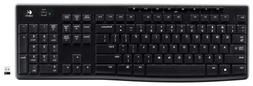Logitech Wireless Keyboard K270 920-003051