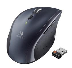 Logitech Wireless Marathon Mouse M705 With 3-year Battery Li
