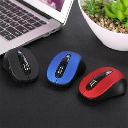 Wireless Mini Bluetooth 3.0 6D 1600DPI Optical Gaming Mouse