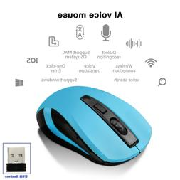 AGPtek 2.4Ghz Wireless Mobile Optical Mouse With Six Functio