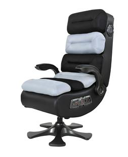Wireless X Rocker Bluetooth Gaming Chair Adjustable Seat Vid