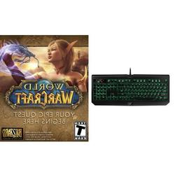 World of Warcraft - PC/Mac  and Keyboard Bundle