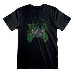 X-BOX Controller T Shirt Official NEW Gaming Gamer Game Pain