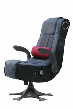 X-Rocker 5129201 Pedestal Video Gaming Chair 2.1 Wireless Mi