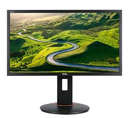 Acer XF240H 24 LED LCD Monitor - 16:9 - 1 ms - 1920 x 1080 -