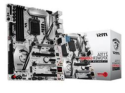 MSI Z170A XPOWER GAMING TITANIUM EDITION Desktop Motherboard