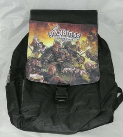 Zombicide Black Plague Promo Backpack by Cool Mini
